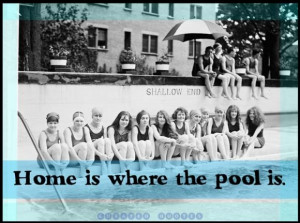 Funny Swimming Pool Quotes