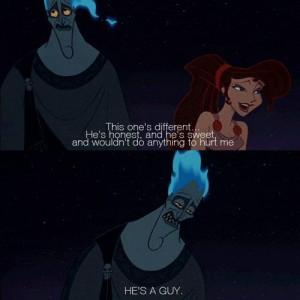 Hercules: most honest moment.. favorite Disney movie.