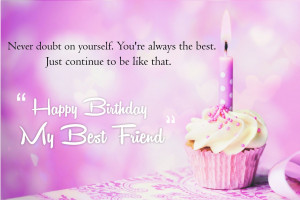 Cute Friendship Birthday Quotes Desktop Images, Pictures, Photos, HD ...