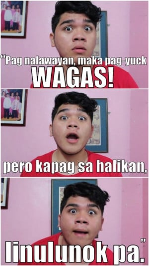 Funny Tagalog Memes About School Lloyd cadena meme.