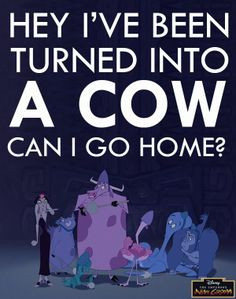 Emperor's New Groove- movie quote More