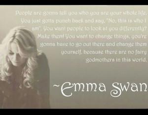 Emma Swan Quote