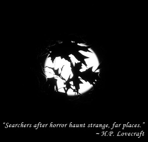 Scary Quotes