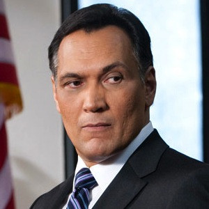Jimmy Smits in 'Outlaw,' which sneak previews Wednesday at 10/9c (NBC)