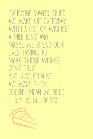 ... Home › Quotes › Thoughts from Ned the piemaker – pushing daisies