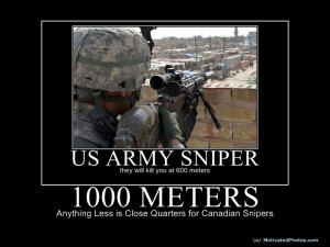 Canadian Snipers
