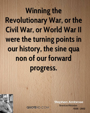 revolutionary war quotes famous