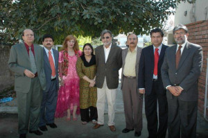Asma Shirazi Saima Mohsin