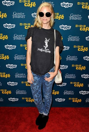 Jaime King at WIRED Cafe At Comic-Con in San Diego