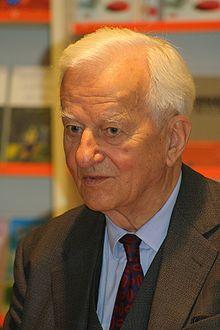 Richard von Weizsäcker in 2009