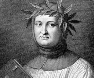 Francesco Petrarch Childhood and Early Life