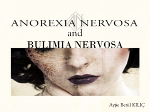 bulimia nervosa anorexia nervosa