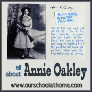 These are some of Annie Oakley Phoebe Anne Mozee Pic pictures