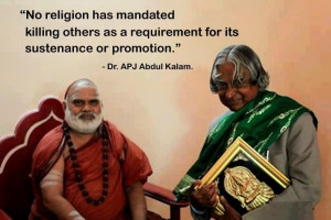 Excellent Quote by APJ Abdul Kalam with Picture !!