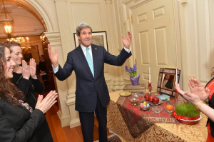 Brian Nahed Kerry admires iranian culture