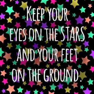 cute_stars_quote_small_serving_tray.jpg?color=Black&height=460&width ...
