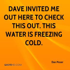 Freezing Cold Quotes