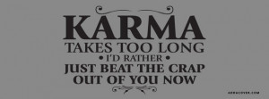 Related Pictures funny karma sayings