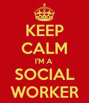 For all my Social Worker peeps!