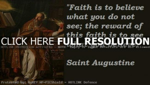 Saint Augustine, quotes and sayings, deep, wise, meaningful
