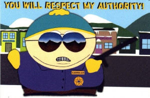 Cartman : Dolphins, eskimos, who cares? It's all a bunch of tree ...