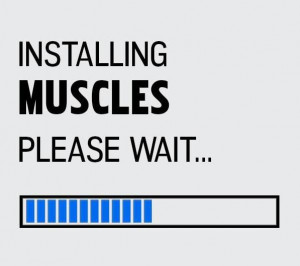 ... wait..... #workout #fitness #weight_lifting #computer #humor