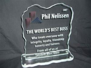 best boss award