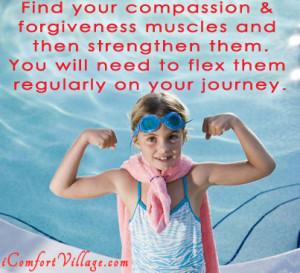 Flex Your Compassion Muscles