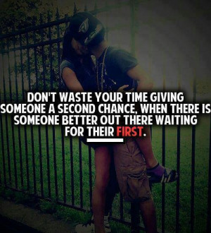 DoNt WaStE yOuR tImE,
