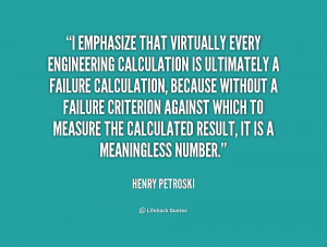 emphasize that virtually every engineering calculation is ultimately ...