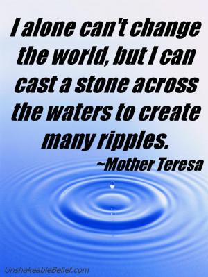 create-many-ripples