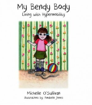 Children's book about hypermobility