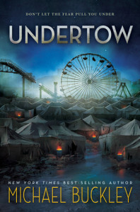 ARC: Undertow (Undertow #1)