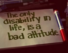 Disability Quotes & Sayings