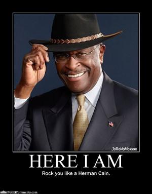 Photo of Herman Cain