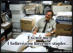 office space movie quotes | Dell.ca Kensington Accessories Sale ...