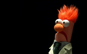 beaker muppet beaker muppet