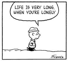 This charming charlie = peanuts meets the smiths - so so sad. More