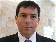 Danny Danon, Knesset member for governing Likud party