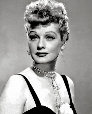 Lucille Ball worked with actor Stephen Lang on the movie Stone Pillow ...