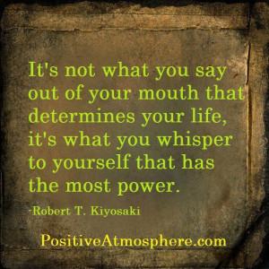... Robert T. Kiyosaki Inspirational, Spiritual, Motivational & Positive