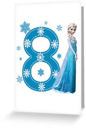 Disney Frozen Elsa Birthday