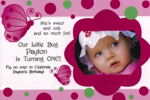 birthday card poem for a niece pink 1st birthday invitation