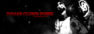 Insane Clown Posse 2 Facebook Cover