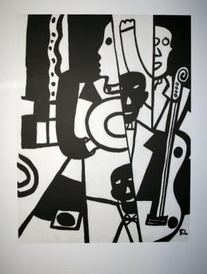 Fernand Leger Jazz picture