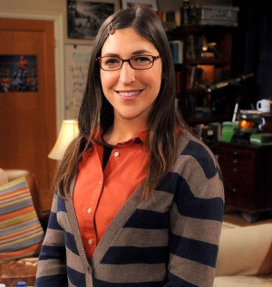Amy Fowler from 'The Big Bang Theory