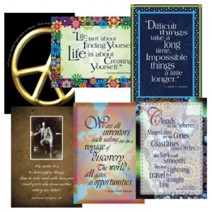 Home / Classroom Supplies / Classroom Posters / Motivational Quotes ...