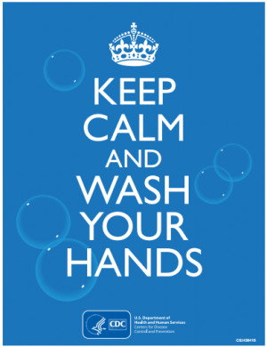 Hand washing. It sounds simple, right?