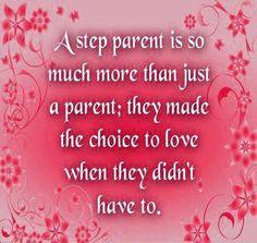 step parent More