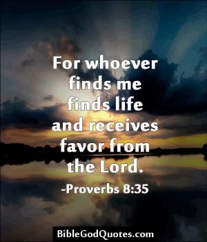 Daily Favor: Loving Favor